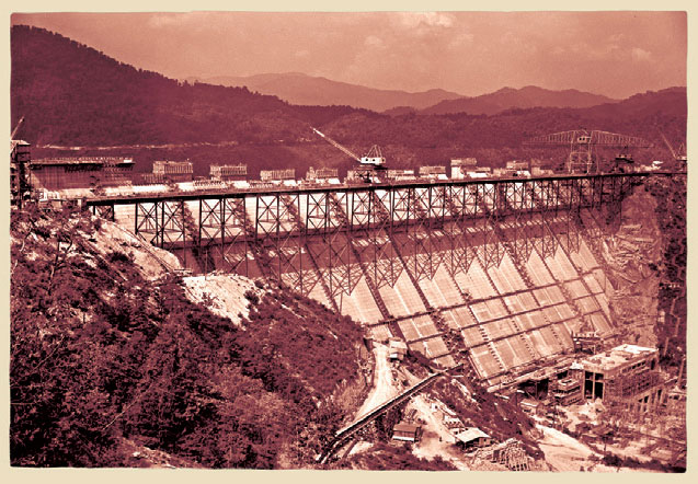 Fontana Dam BVI
