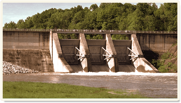 Telico Dam BVI
