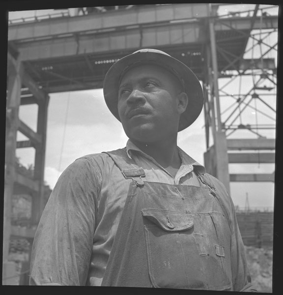 African American Worker