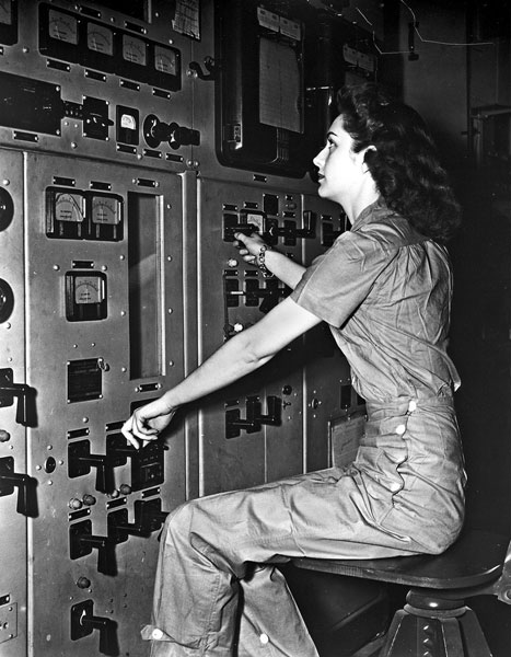 Calutron Operator
