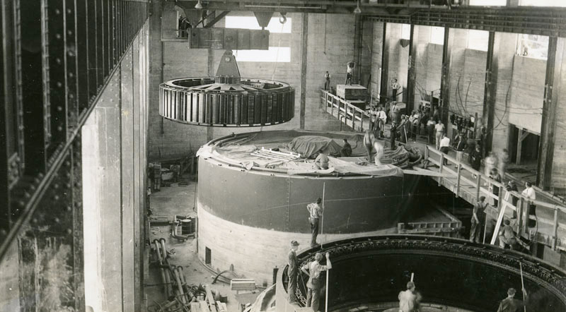 Norris Generator Work
