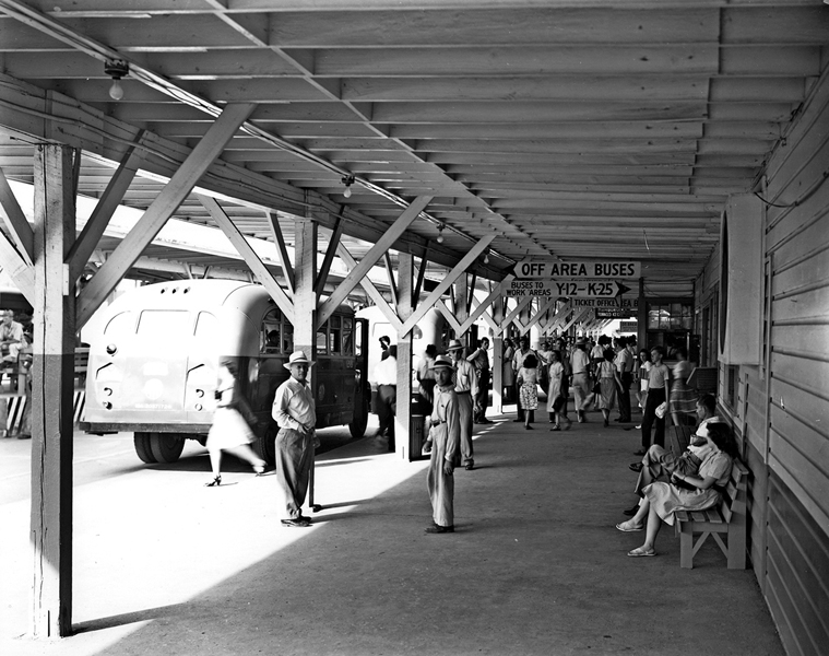 Oak Ridge Bus Terminal