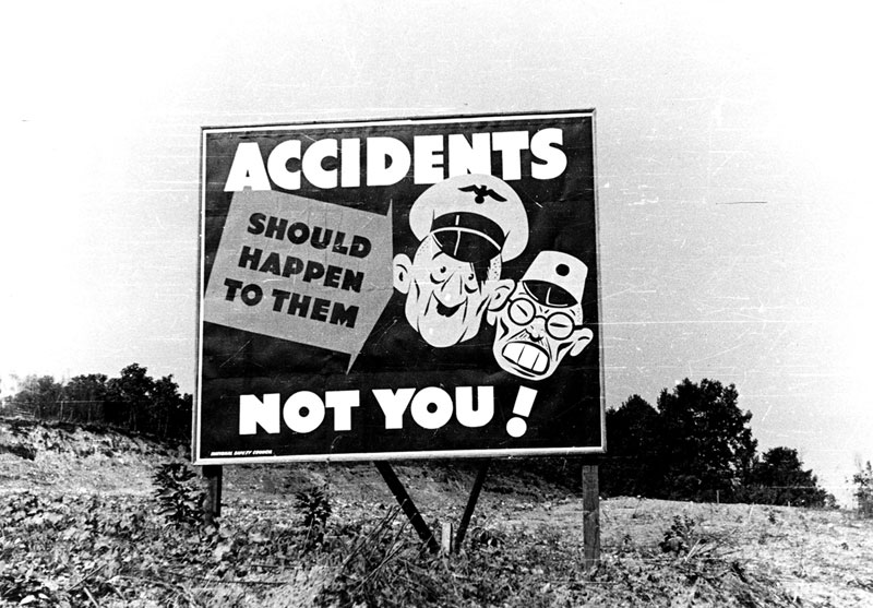 Safety Billboard