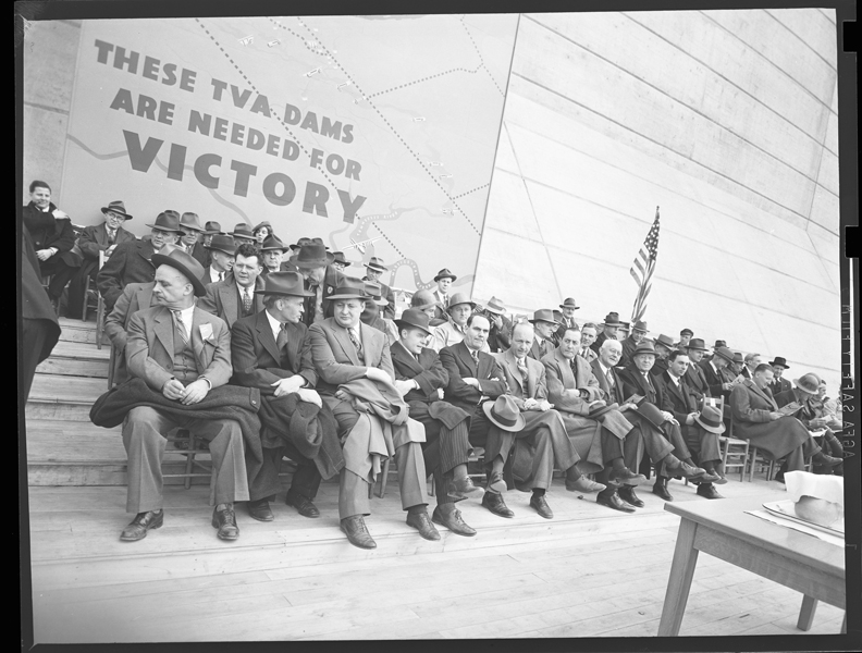 TVA War Effort Rally