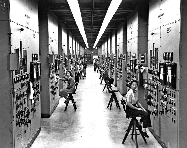 Y12 Calutron Operators