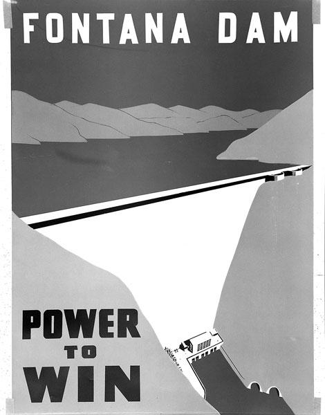 Fontana Dam Power To Win