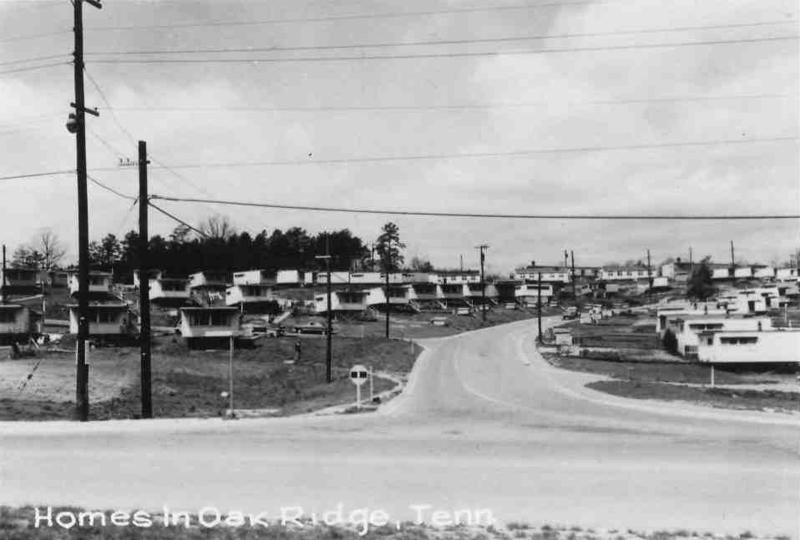 Homes In Oak Ridge
