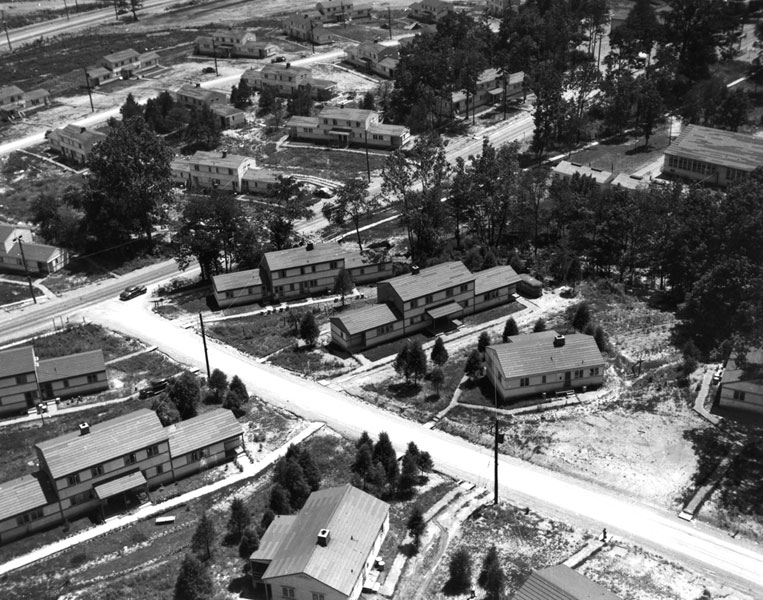 Housing At Oak Ridge