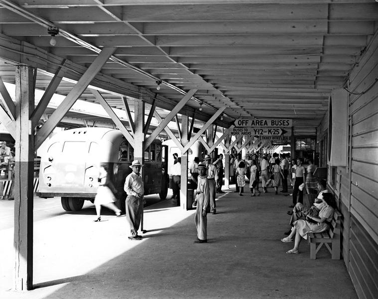 Oak Ridge Bus Terminal