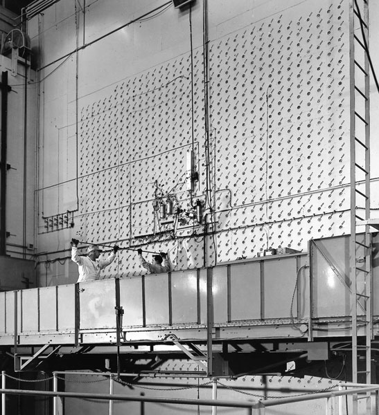 Oak Ridge Graphite Reactor