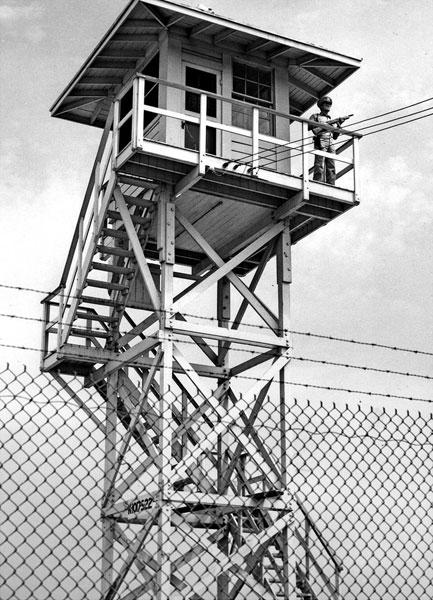 Oak Ridge Guard Tower