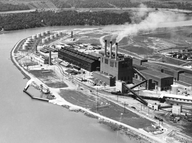 S50 Plant At Oakridge
