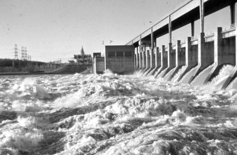 Chickamauga Dam