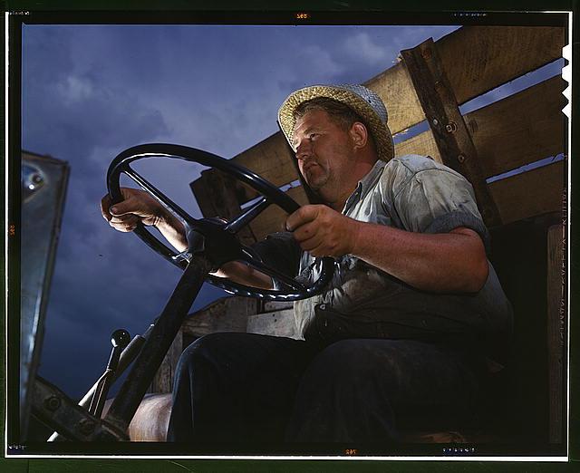 Truck Driver At Douglas
