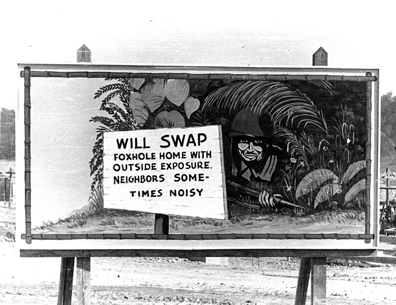 Will Swap Foxhole
