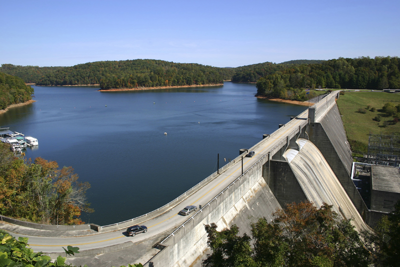 Modern Norris Dam